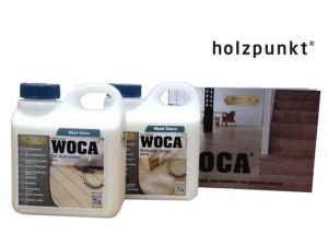 Holzbodenseife + Öl-Refresher + Pflegeanleitung