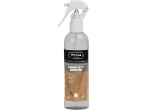 Spray gegen dunkle Flecken auf Parkett