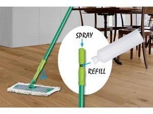 Spraymop II - das einfache Moppsystem